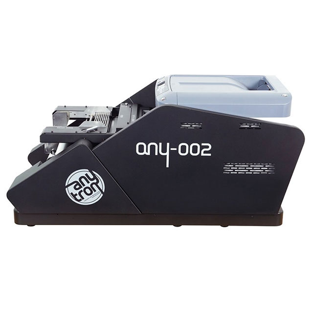 Anytron digital color label printer Any 002
