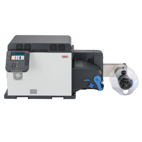 Industrial label printers OKI