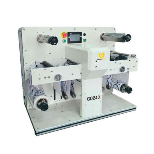 GD 240 Digital label DIE Cutter